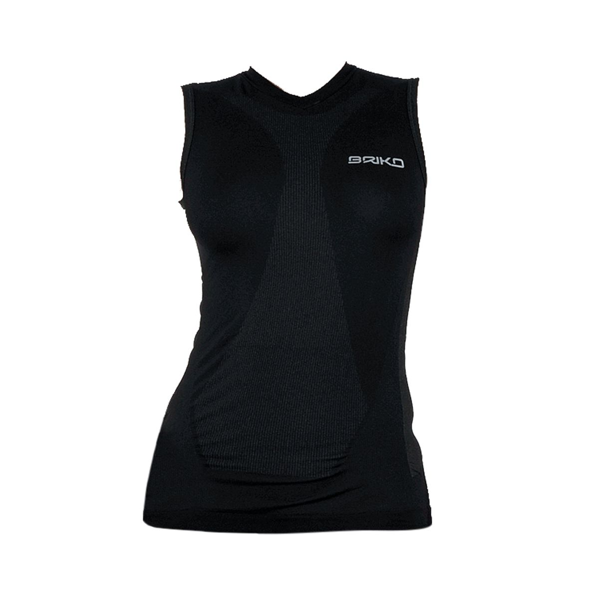Briko T-shirt sportiva 100074 S.I.O. SINGLET LADY Camicia Donna