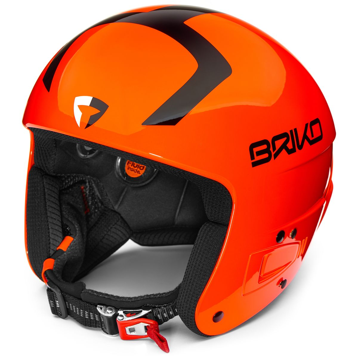 Briko HELMETS VULCANO FIS 6.8 - FLUID INSIDE Junior Boy Girl Helmet