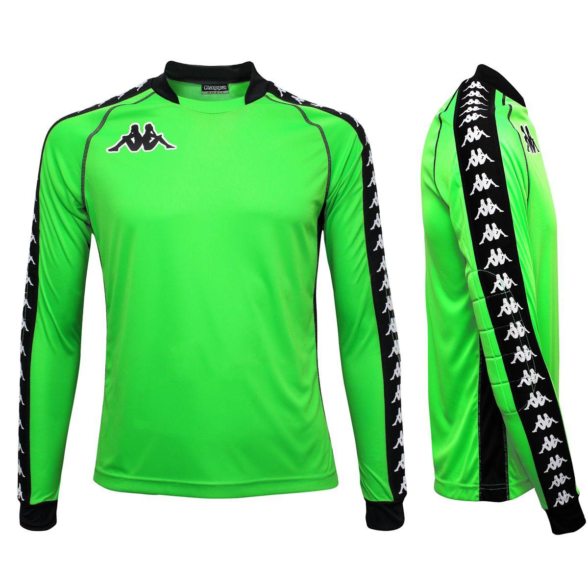 Kappa T-shirt sportiva KAPPA4SOCCER GK1 Bambino Calcio sport Camicia