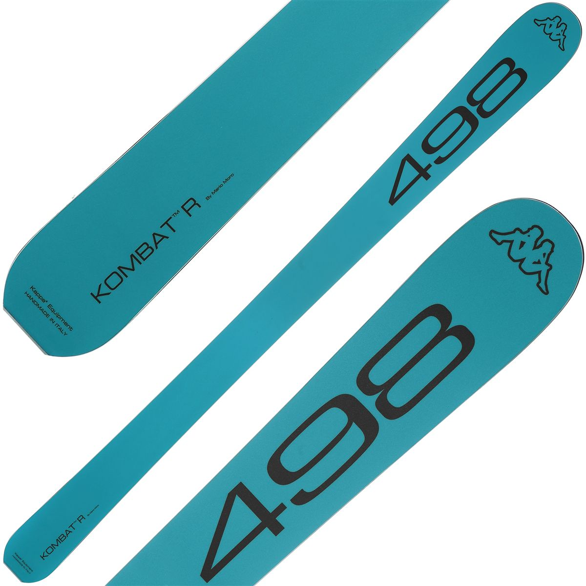Kappa Ski Sci 4CENTO KOMBAT R 498 Uomo Donna Sci sport Rocker