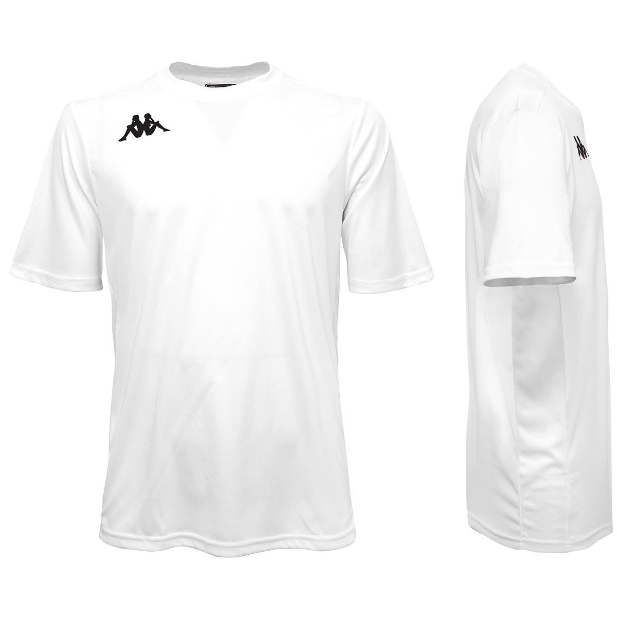 Kappa T-shirt sportiva KAPPA4SOCCER WENET Uomo Calcio sport Camicia