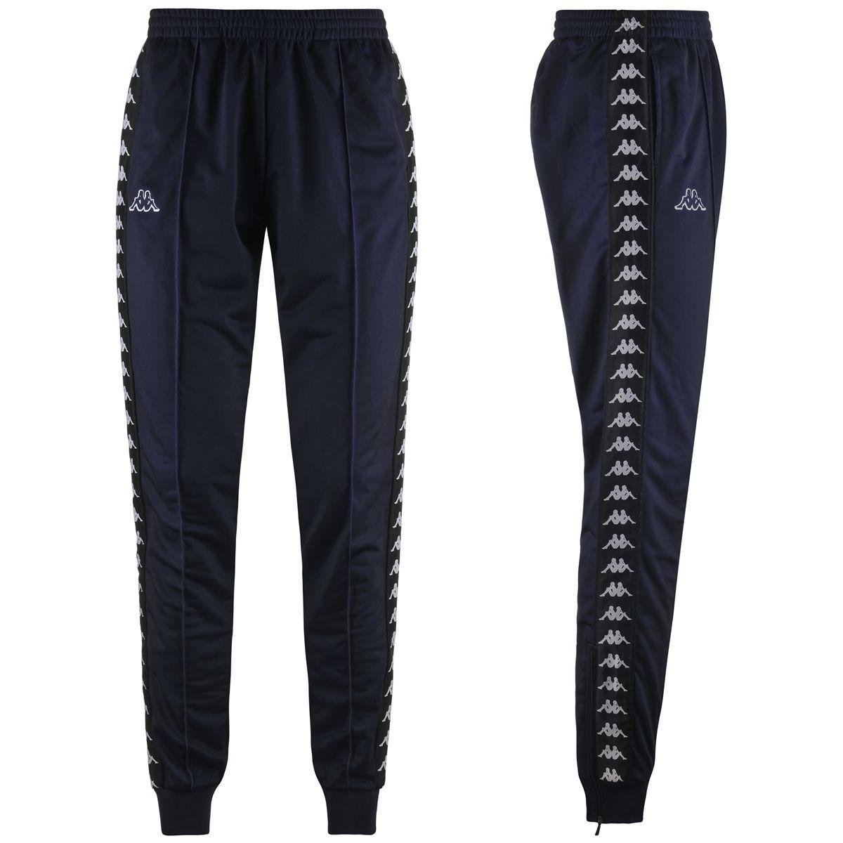 Kappa Pants 222 BANDA ASTORIA RIB SLIM Man Sport Trousers