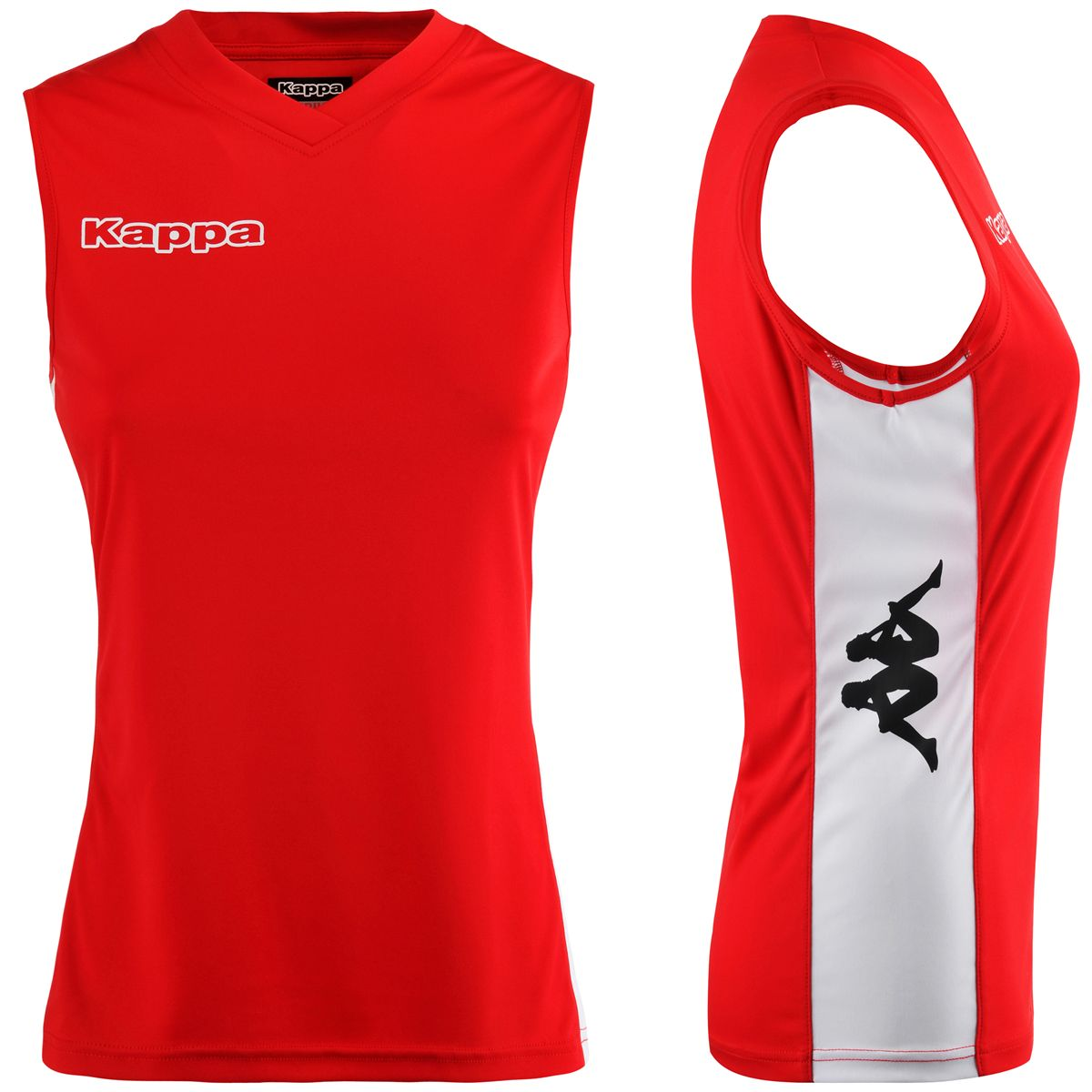Kappa T-shirt sport Active Jersey KAPPA4VOLLEY AMILA Girl Tank