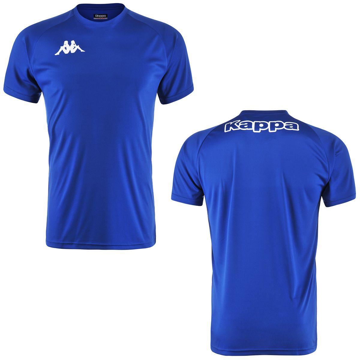 Kappa T-shirt sportiva KAPPA4BASKET ANTEL Bambino Pallacanestro Basket sport