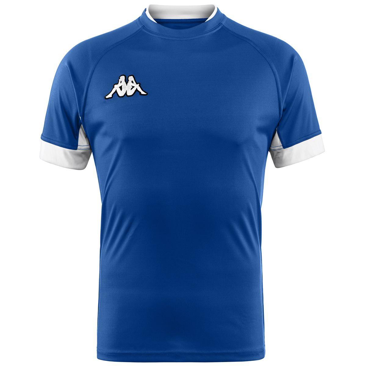 Kappa T-shirt sportiva KAPPA4RUGBY AMPION Bambino Ragazzo Rugby Camicia