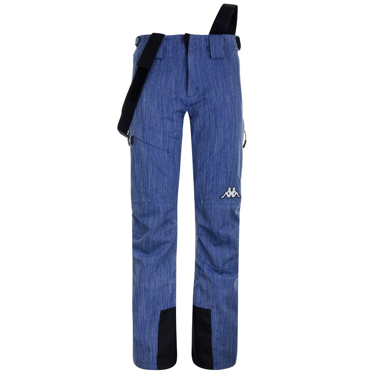 Kappa Pants 6CENTO 665A DENIM Woman Sport Trousers