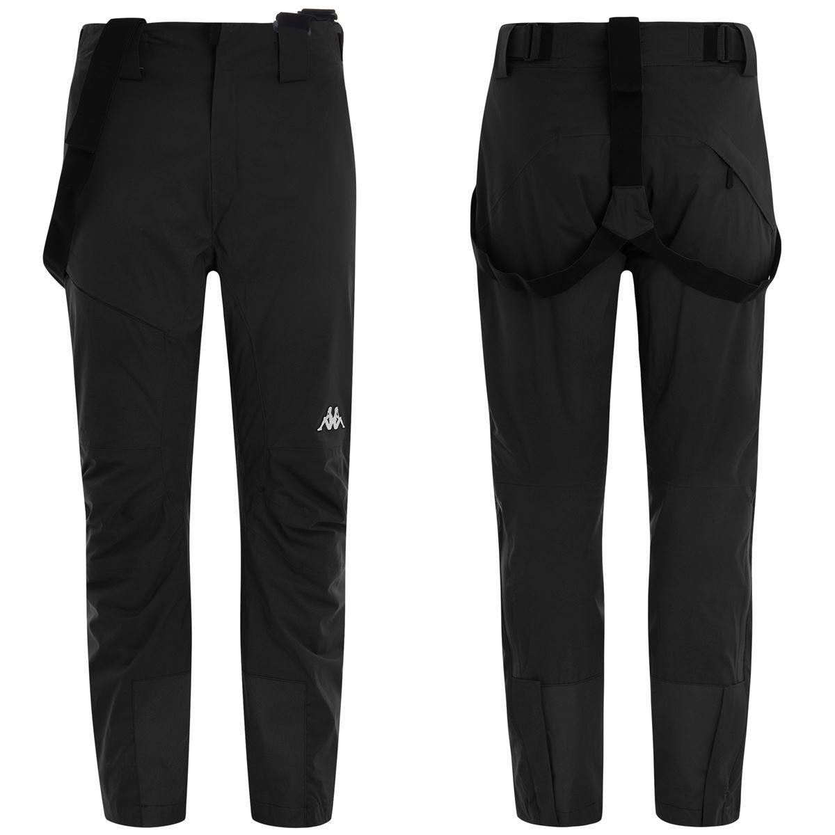 Kappa Pants 6CENTO 622A FULL ZIP Junior Boy Sport Trousers