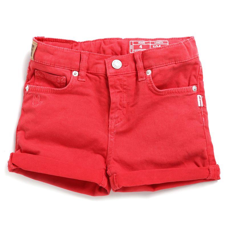 Jesus Jeans Pantaloncini 351 COLST 5 Tasche Bambina Ragazza