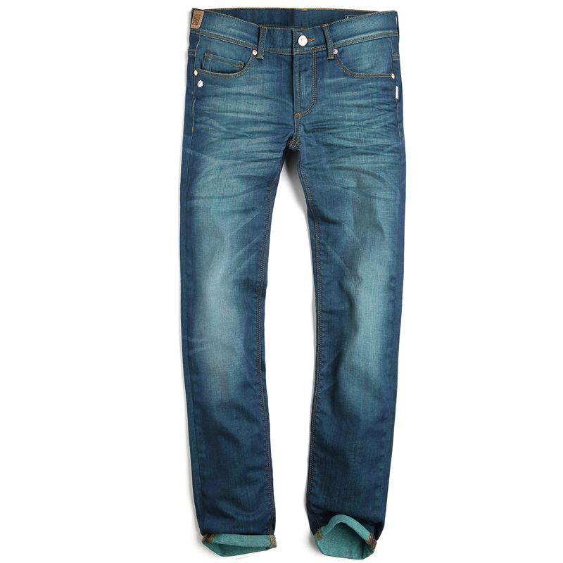 Jesus Jeans Pants 740 DESTGREEN Woman 5 Pockets