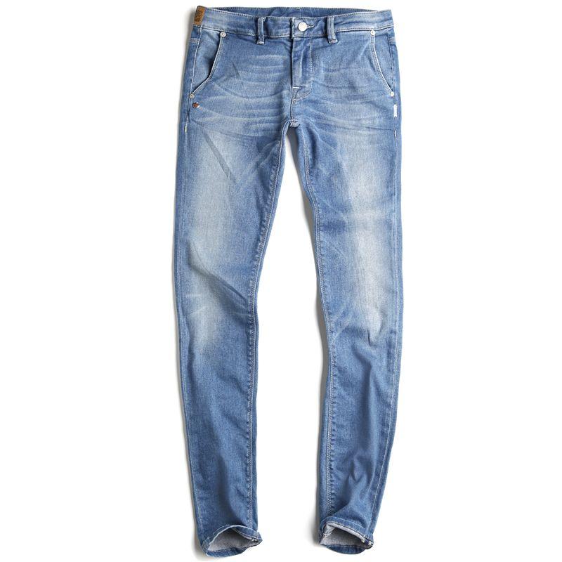 Jesus Jeans Pants 778 SSKY Woman 5 Pockets