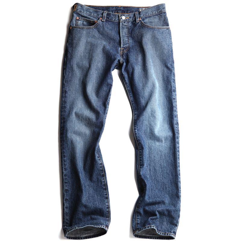 Jesus Jeans Pantaloni 811 LS 5 Tasche Uomo Donna