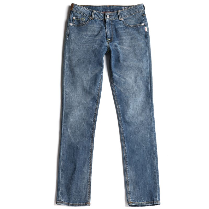 Jesus Jeans 5 Pockets Pants Denim Woman