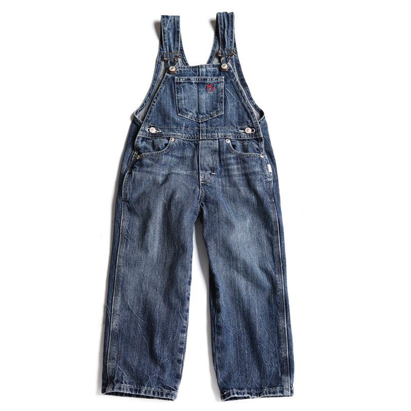 Jesus Jeans Pants 401 SWT Overall KID UNISEX