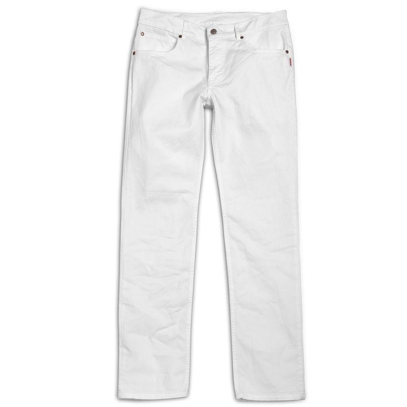 Jesus Jeans Pantaloni 726 WH 5 Tasche Uomo Donna