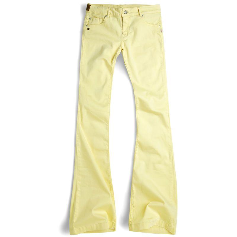 Jesus Jeans Pants 666 COL Woman 5 Pockets
