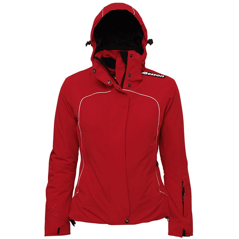 Giubbotto-giacca-sci-cappuccio-Anzi-Besson-Donna-diversi-colori-DD