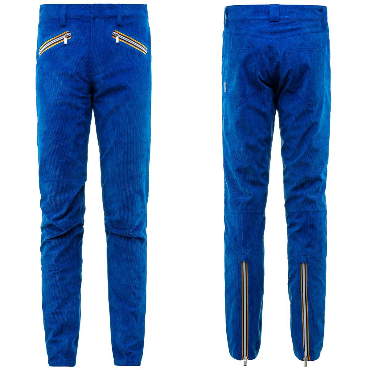 K-Way Pantaloni ALEN CORDUROY 4 Tasche Uomo