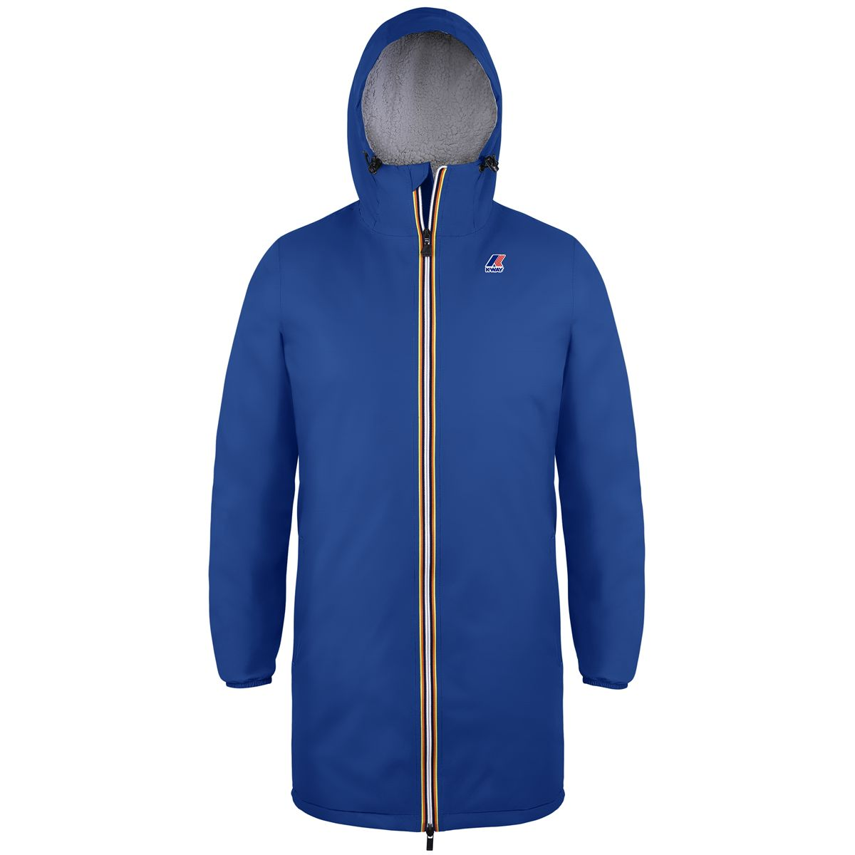 K-Way Jacket LE VRAI 3.0 EIFFEL ORSETTO Long