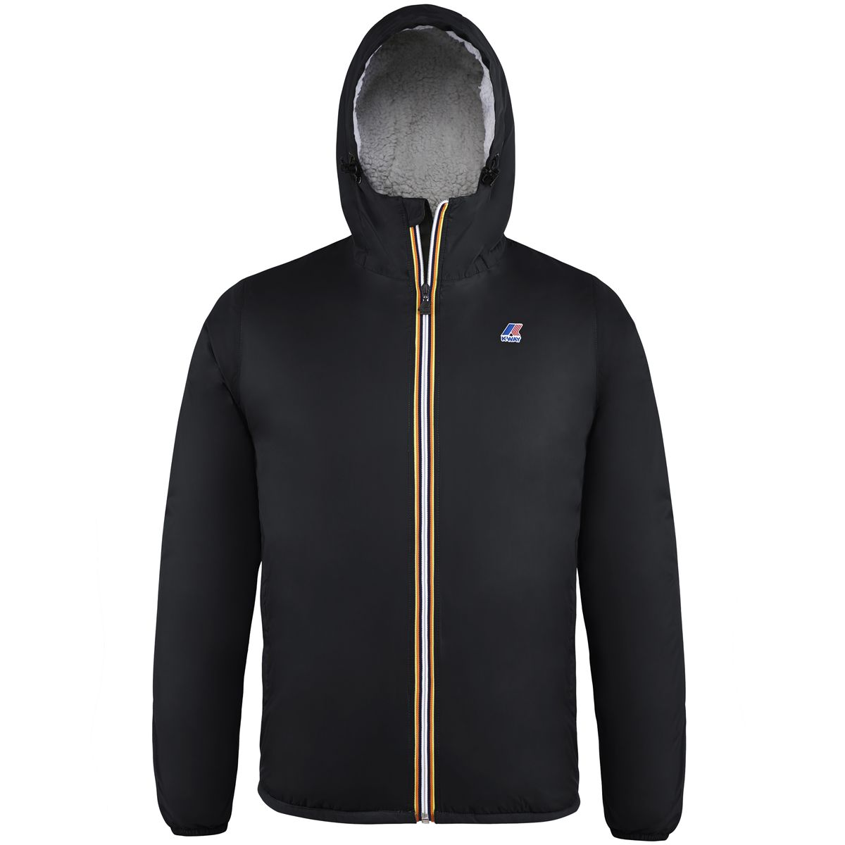 K-Way Jacket LE VRAI 3.0 CLAUDE ORSETTO Mid Boy