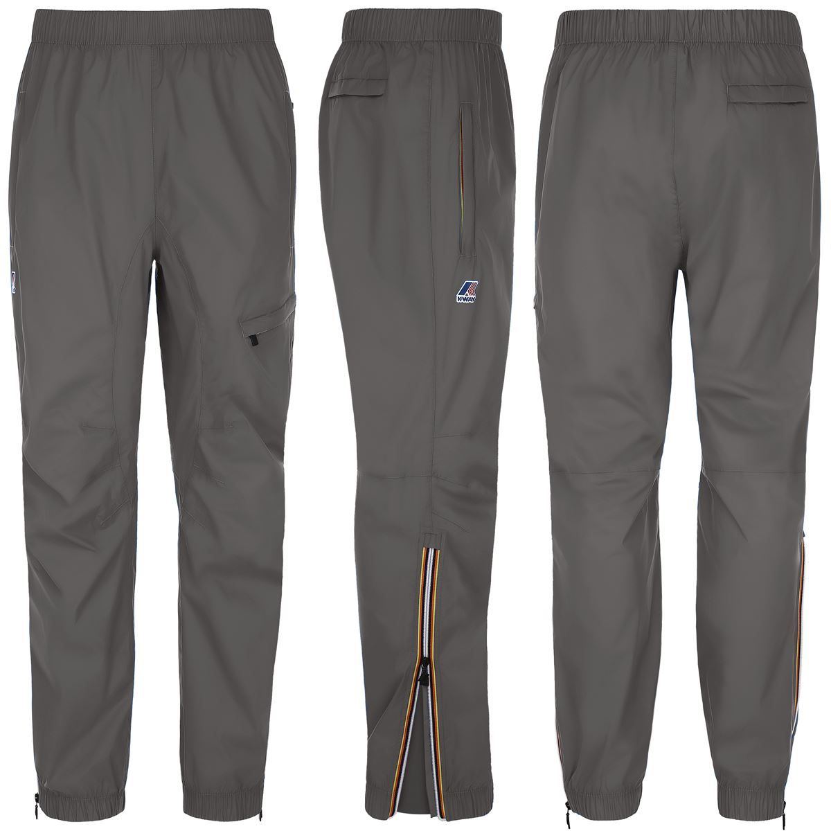 K-Way Pants LE VRAI 3.0 EDGARD Man Woman Sport Trousers