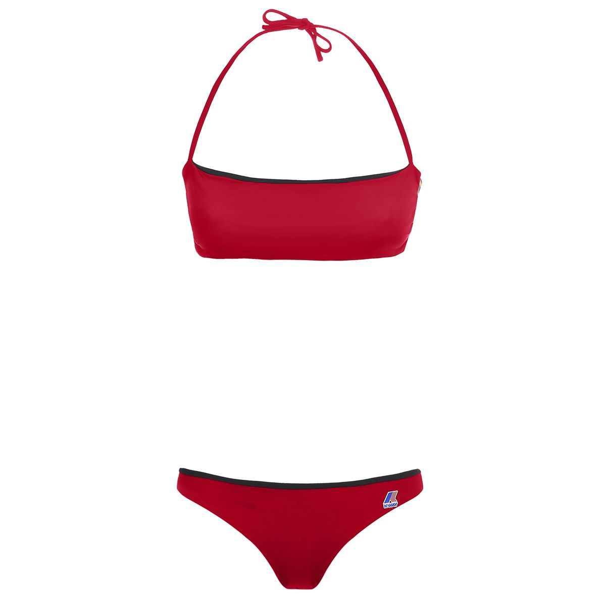 K-Way Costume mare piscina OCEANE TAPE Bikini Donna