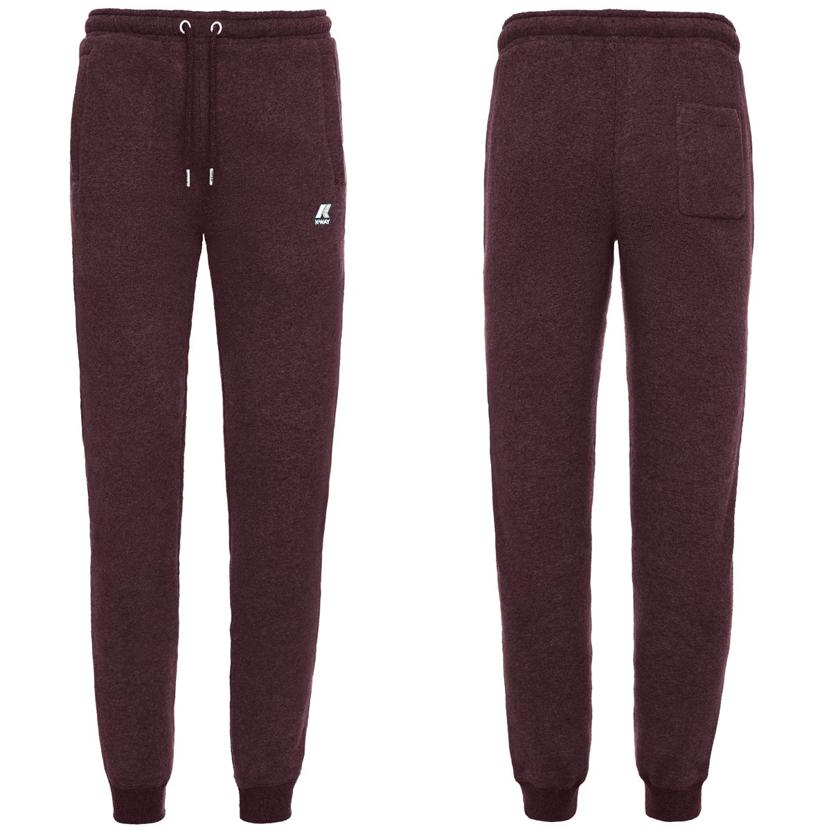 K-Way Pants INES FLEECE Woman Sport Trousers
