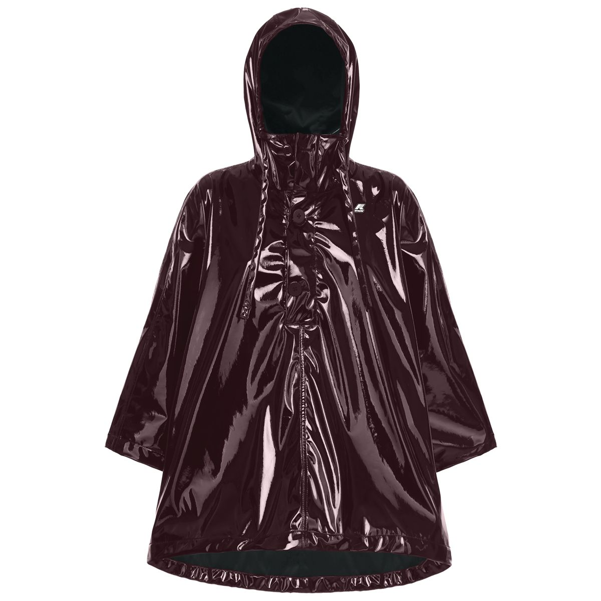 K-Way Jacket LEONOR VINYL Woman Poncho