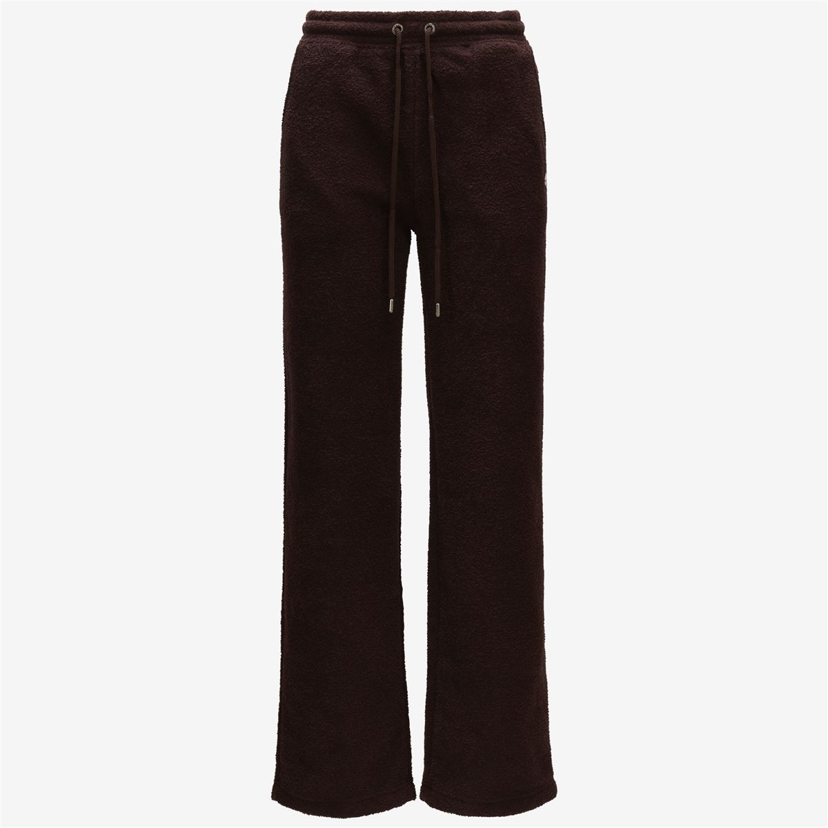 K-Way Pants LUCIE BOUCLE FLEECE Woman Sport Trousers