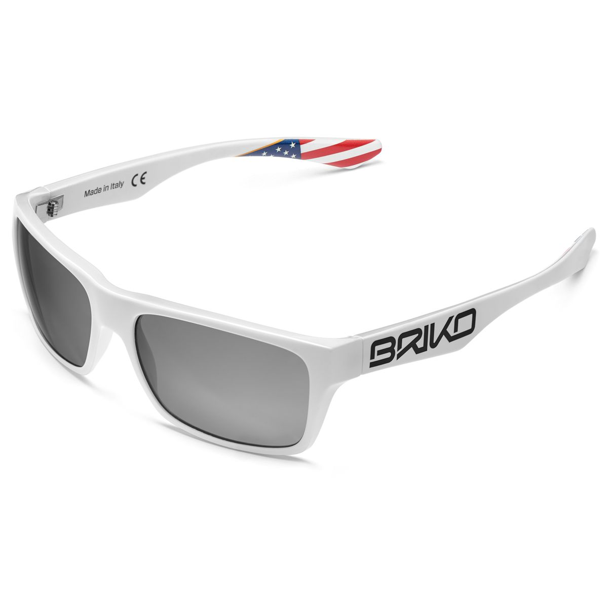 Briko GLASSES PATRIOT - USSA Man Woman Ski sport USA Sunglasses