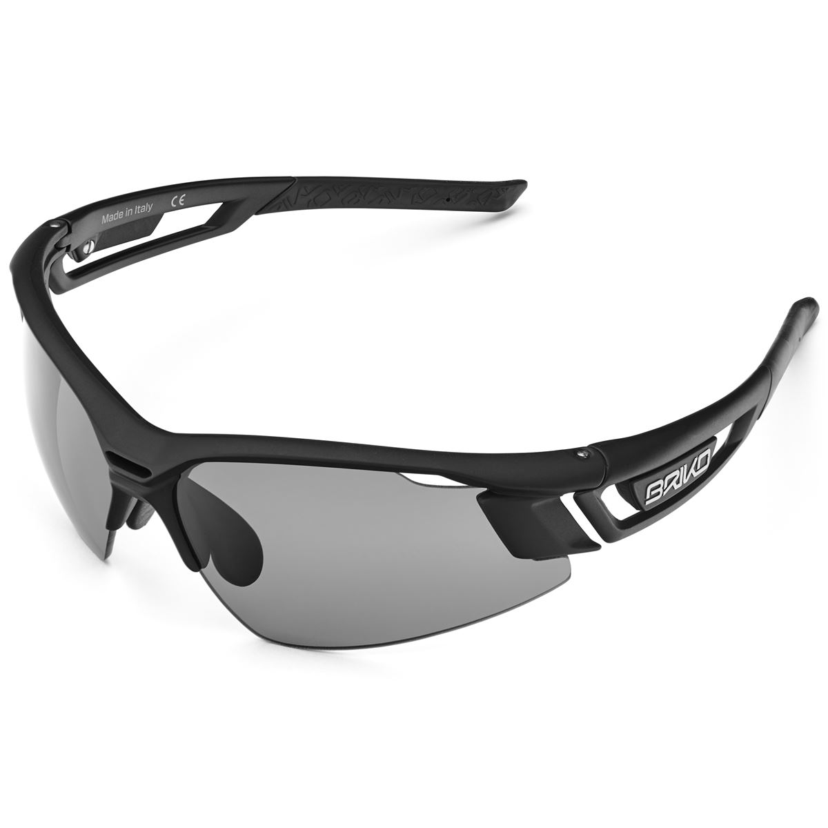 Briko GLASSES URAGANO POLAR Man Woman CYCLING MOUNTAIN BIKE Sunglasses