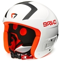 A85 - WHT BLK ORANGE FLUO