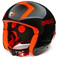 A87 - BLACK ORANGE FLUO