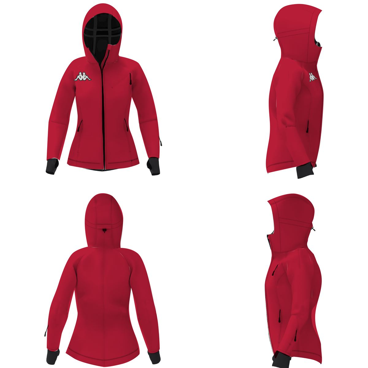 Kappa Short Jacket Ski sport Woman