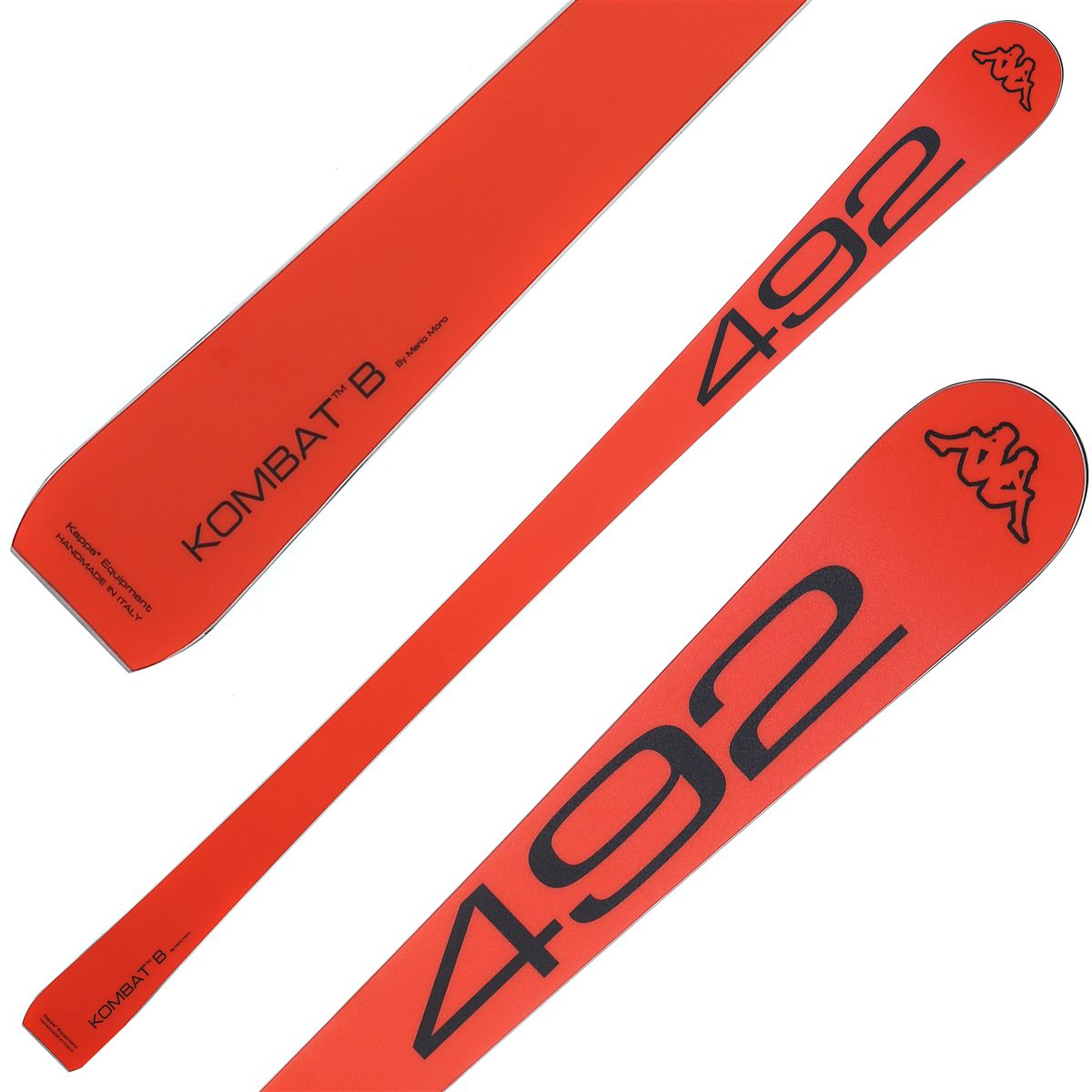 Kappa Big Carving Ski Ski sport Man Woman