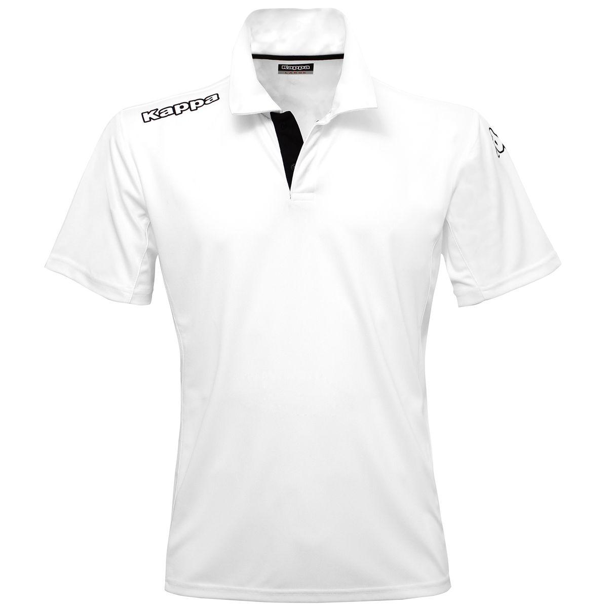Kappa-T-shirt-sportiva-Uomo-KAPPA4GOLF-SICET-Golf-sport-Polo miniatura 3