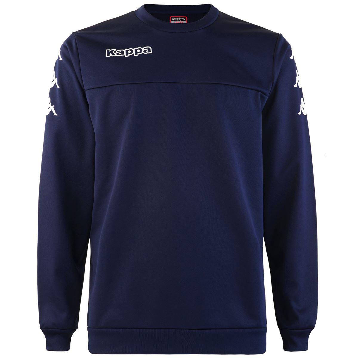 Kappa Fleece Sweater KAPPA4SOCCER BOUP Man Soccer sport Jumper