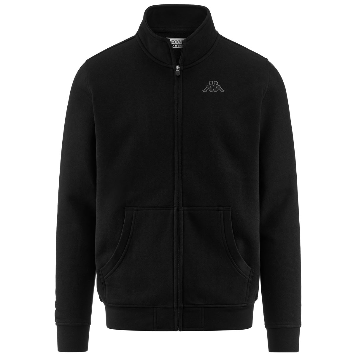 Kappa Fleece Sweater Man LOGO ZENTIL Training Jacket