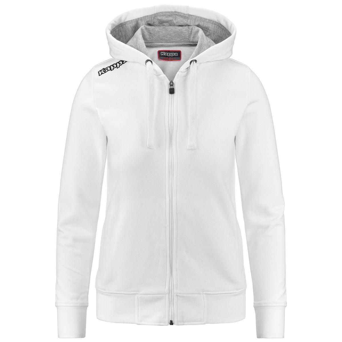 Kappa Fleece Sweater KAPPA4VOLLEY WESON Girl Jacket