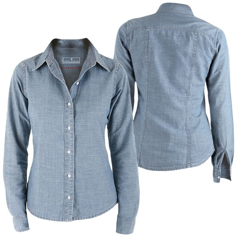 Jesus Jeans Camicia 942 SS Classica Donna