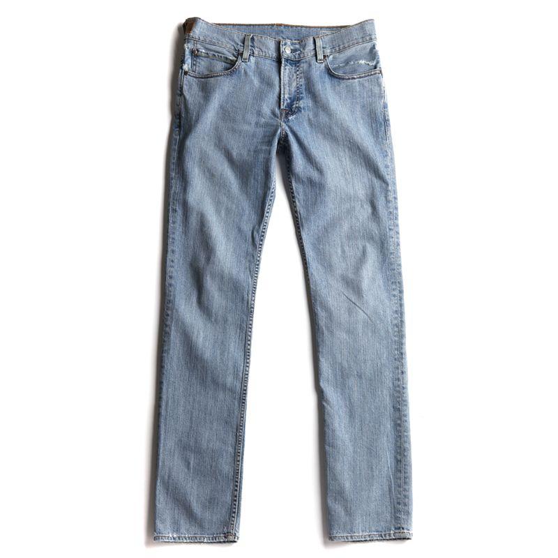 Jesus Jeans 5 Pockets Pants Denim Man Woman
