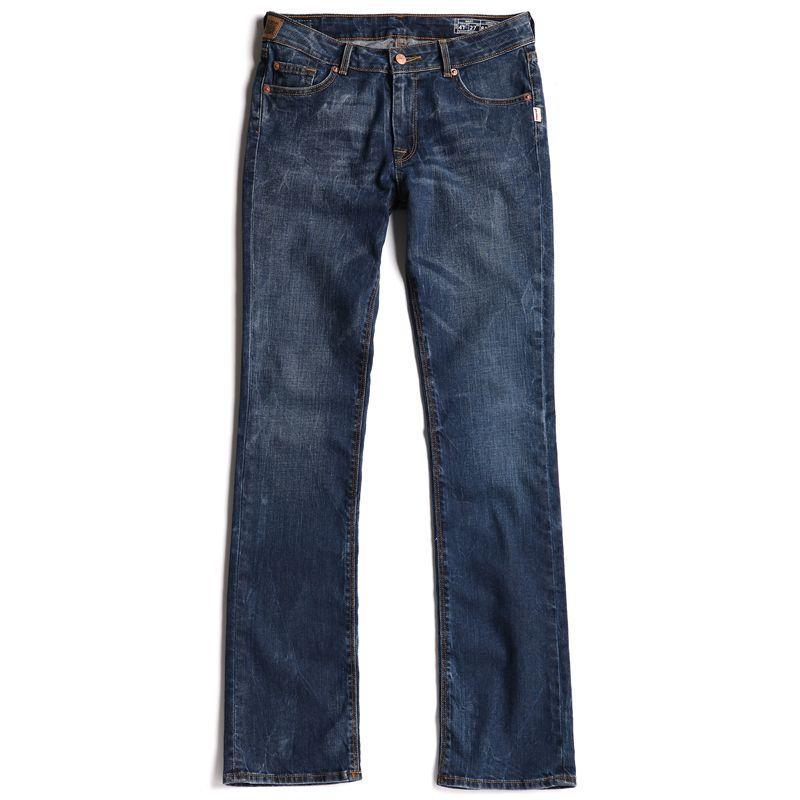Jesus Jeans Pantaloni Donna 832 LWT Denim 5 Tasche