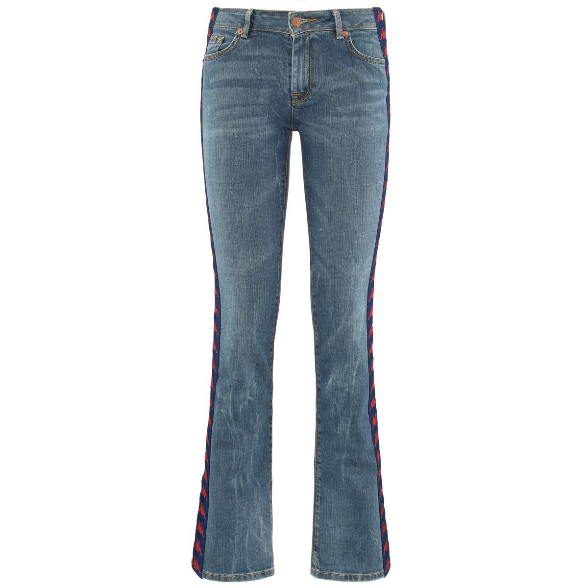 Jesus Jeans Pants Woman 832 SWT Denim 5 Pockets