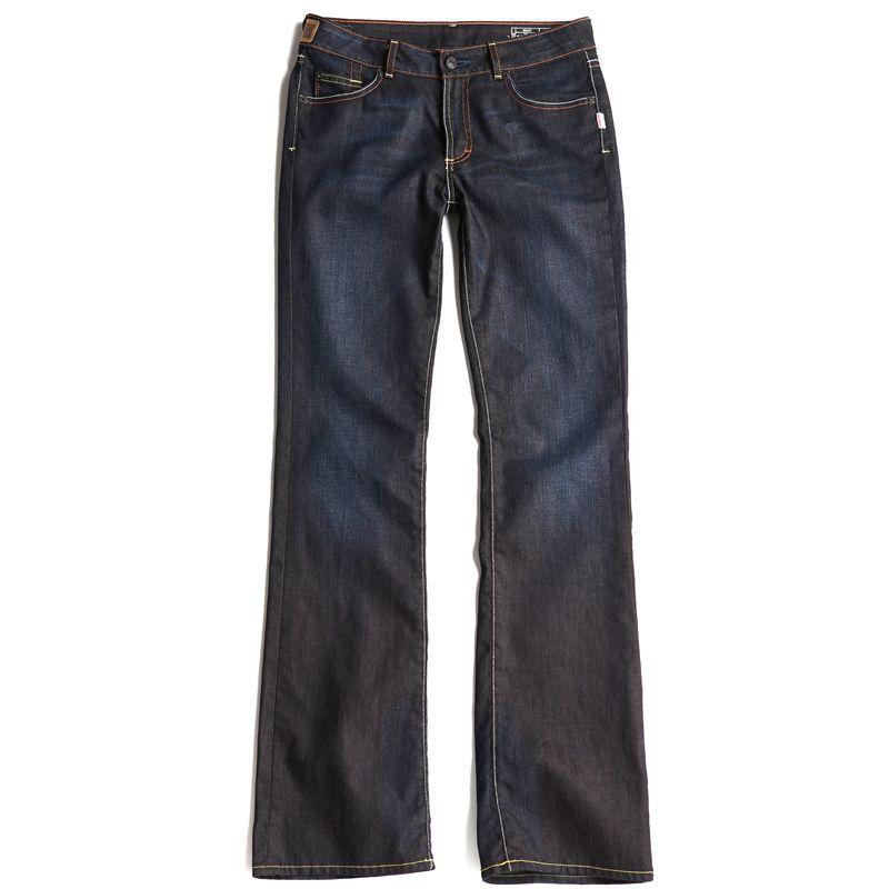 Jesus Jeans Pantaloni Donna 640 OWT Denim 5 Tasche