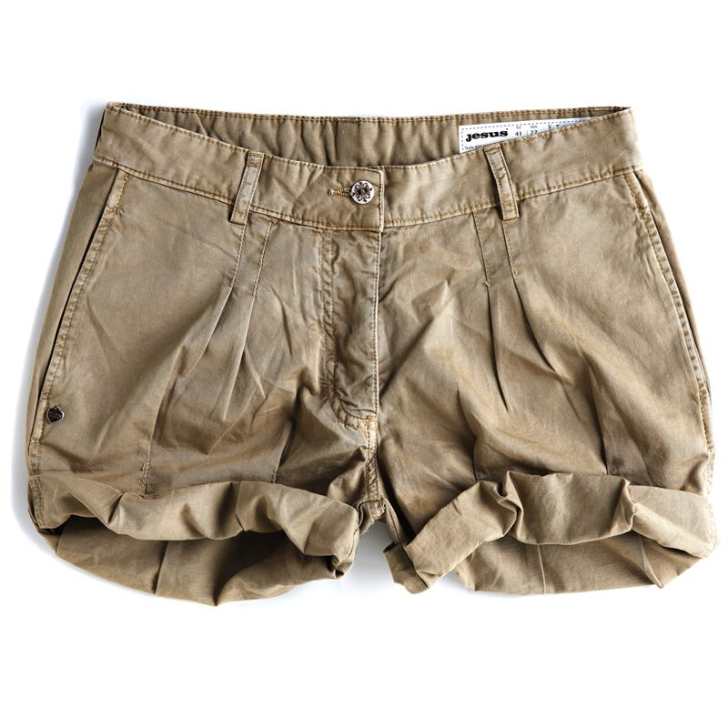 Jesus Jeans Shorts 1004 COL Woman CHINO
