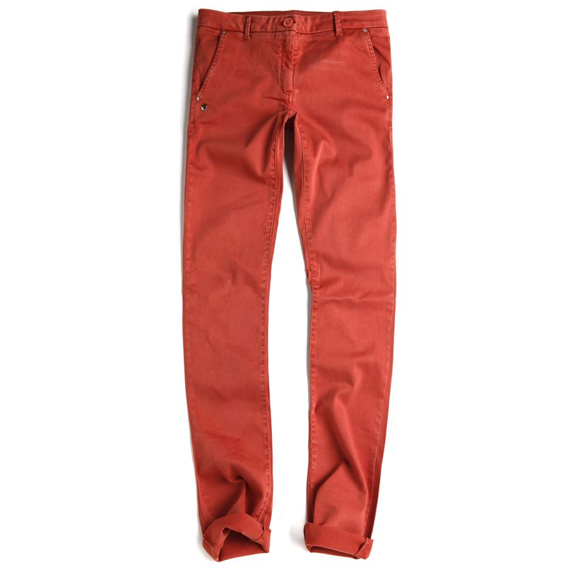 Jesus Jeans Pants 551 COLST Woman CHINO