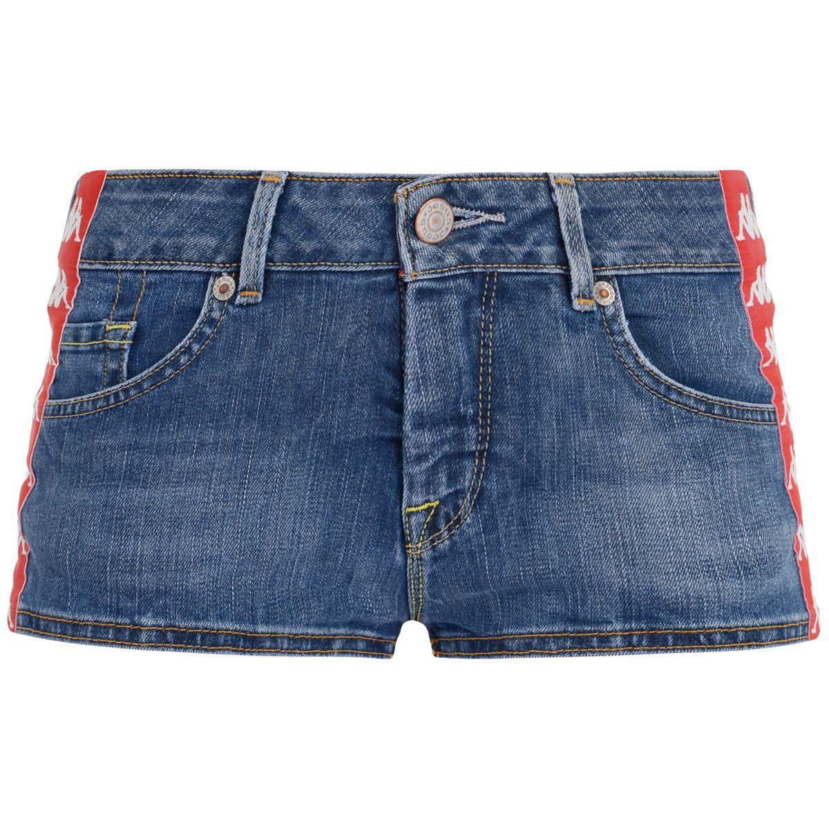 Jesus Jeans Pantaloncini donna-461196WKPA