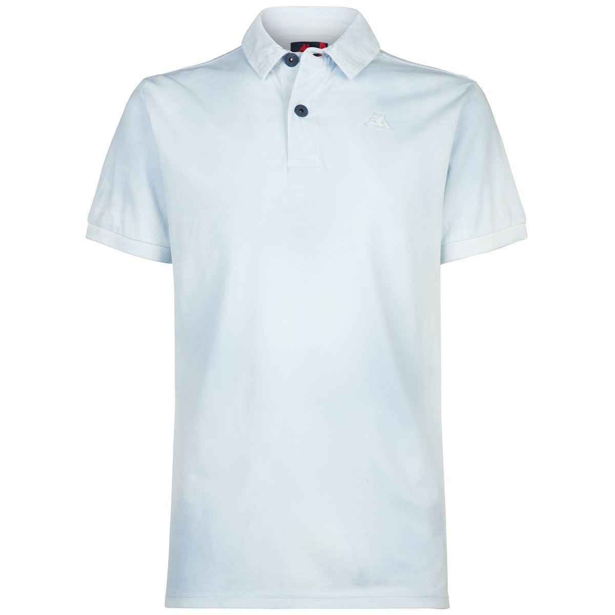 Robe di Kappa Polo Shirts uomo-61113CW