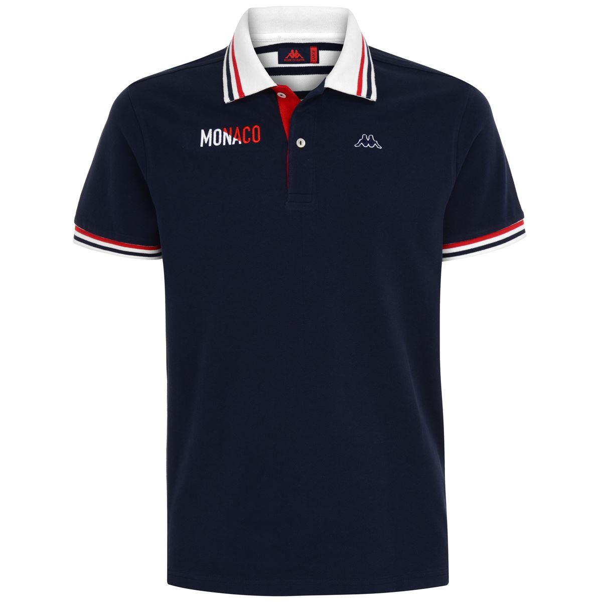 Robe di Kappa Polo Shirts uomo-61113RW