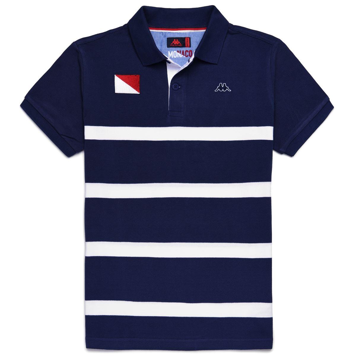 Robe di Kappa Polo Shirts uomo-611261WASM