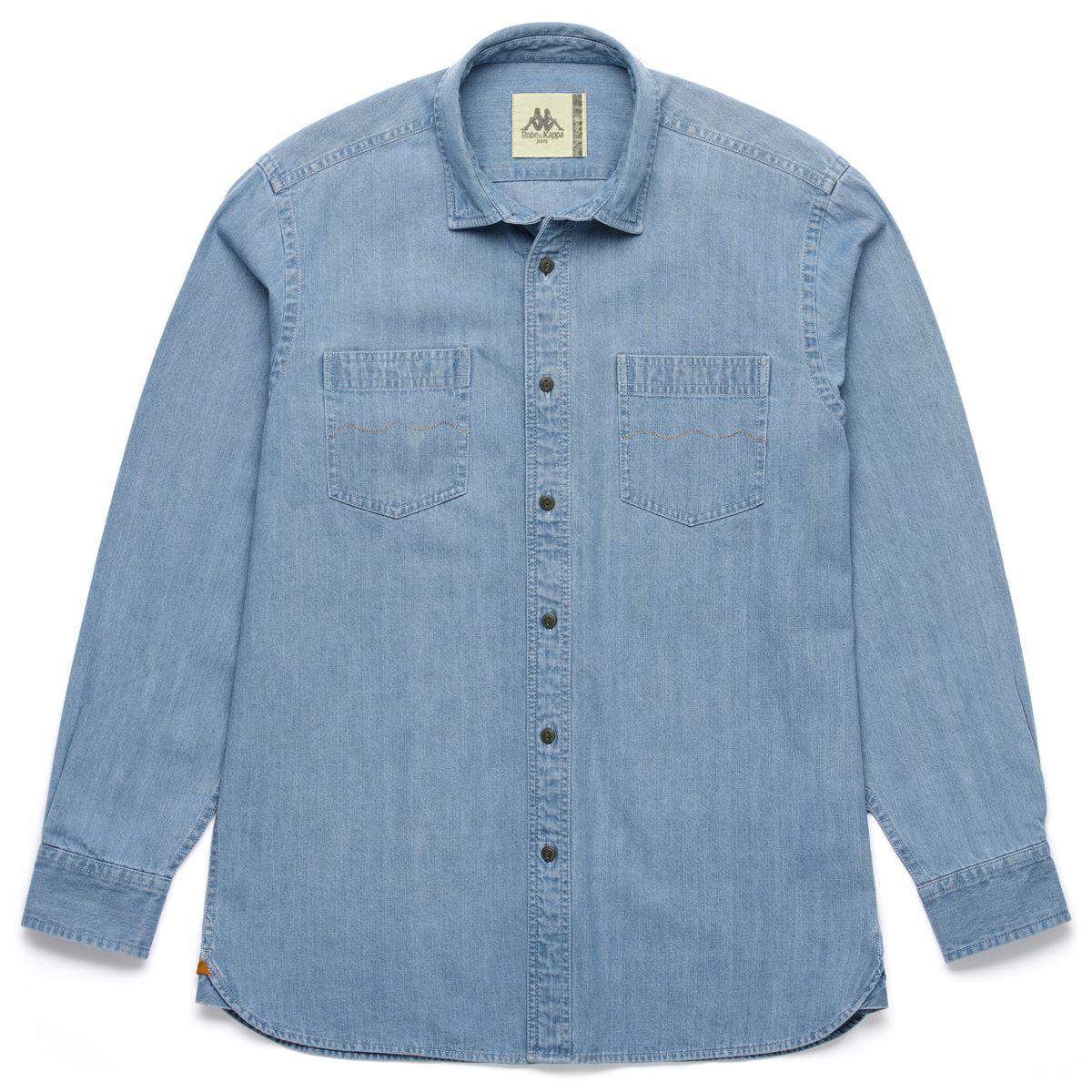 Robe di Kappa Camicie uomo-621161W